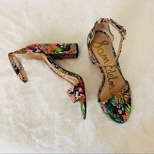 NWOT Sam Edelman Women's Yaro Heeled Sandal